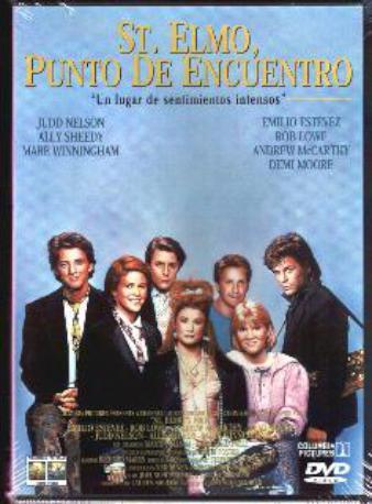 ST ELMO,PUNTO DE E,DVD