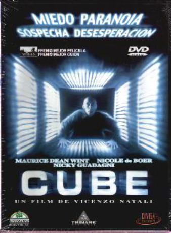 CUBE DVD