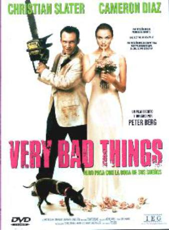 VERY BAD THINGS DVD 2MA