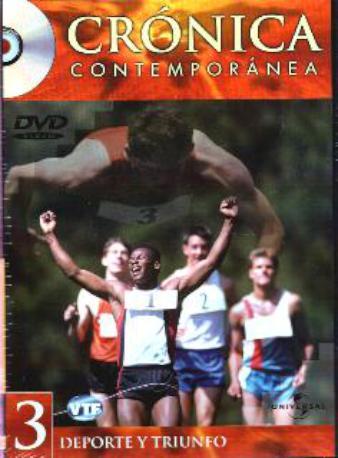 CRONICA CONTEMPOR,3 DVD