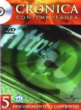 CRONICA CONTEMPOR, 5 DVD