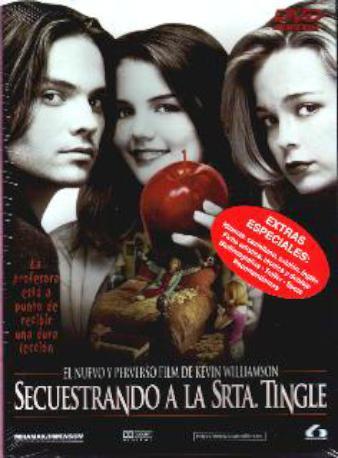 SECUESTRANDO A LA SRA DVD