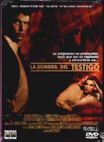 LA SOMBRA DEL TESTIGO DVD