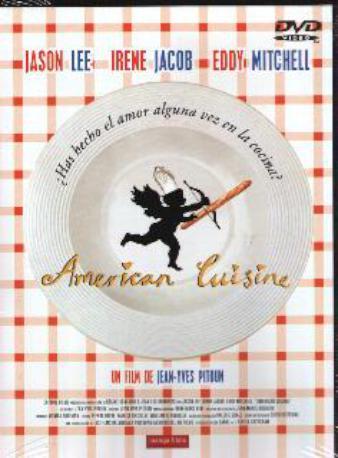 AMERICAN CUSINE DVD