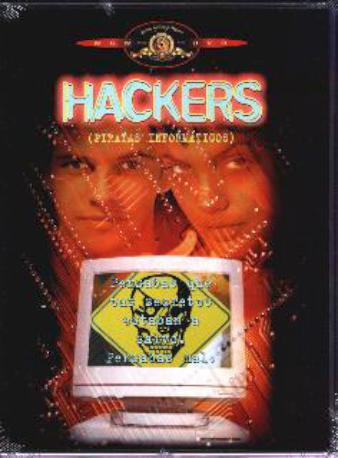 HACKERS PIRATES INFOR,DVD