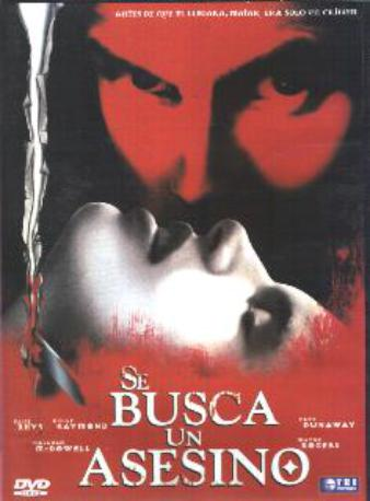 SE BUSCA A UN ASESINO DVD