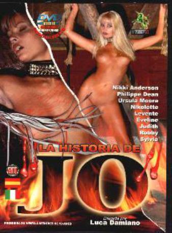 LA HISTORIA DE JO XXX DVD