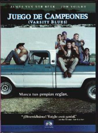 JUEGO DE CAMPEONES DVD