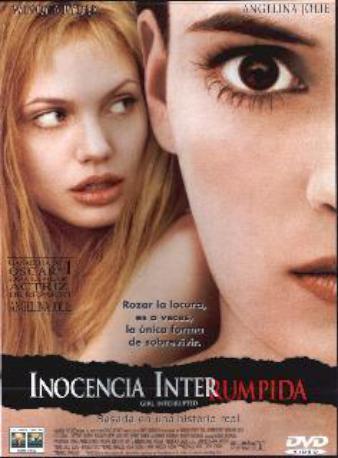 INOCENCIA INTERRUMPID,DVD