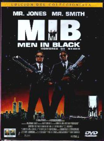 MEN IN BLACK ED COL DVD