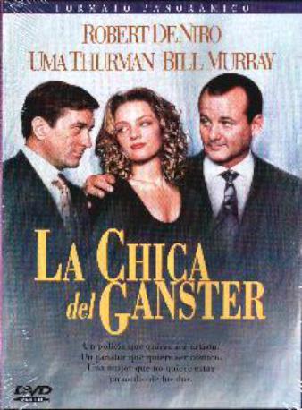 LA CHICA DEL GANSTER DVD