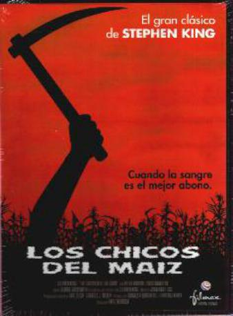 LOS CHICOS DEL MAIZ DVD