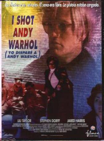YO DISPARE A ANDY WAR,DVD