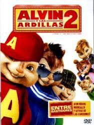 ALVIN Y LAS ARDILL 2 DVD
