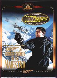 007 AL SERV,SEC.S M DVD