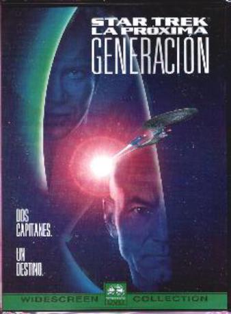 STAR TREK LA PROX,GEN.DVD