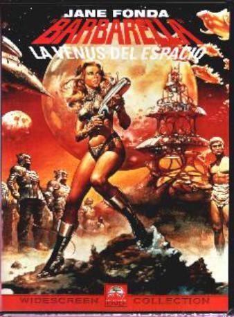 BARBABELLA LA VENUS E,DVD