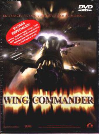 WING COMMANDER DVD