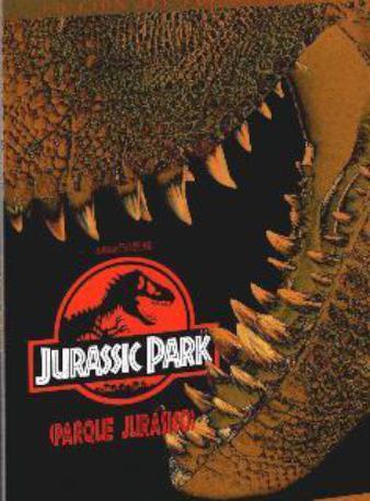 JURASSIC PARK DVD 2MA