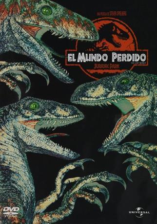 EL MUNDO PERDIDO DVD 2MA