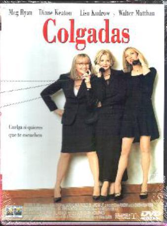 COLGADAS DVD