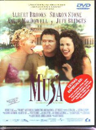LA MUSA DVD