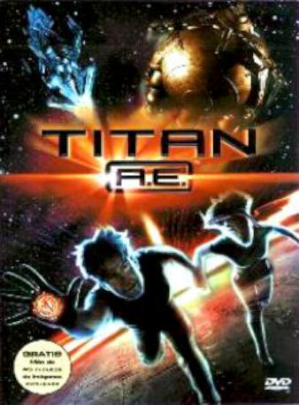 TITAN AE DVD