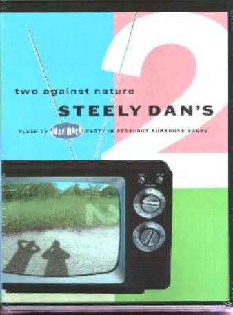STEELY DAN'S TWO,.DTS DVD