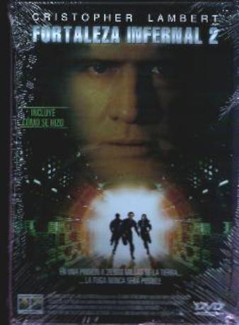 FORTALEZA INFERNAL 2 DVD