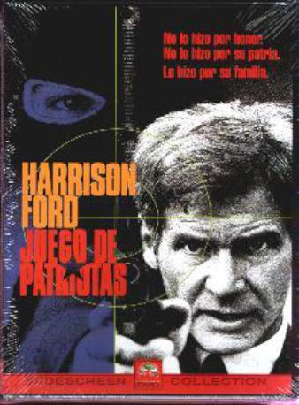 JUEGO DE PATRIOTAS HF DVD