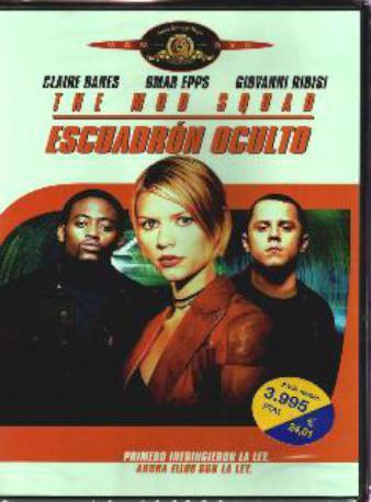 THO MOD SQUAD DVD