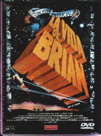 LA VIDA DE BRIAN DVD 2MA