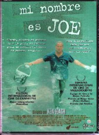 MI NOMBRE ES JOE DVD