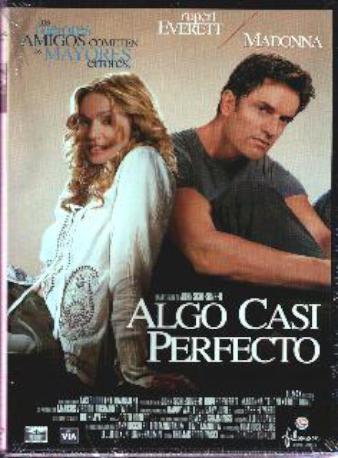 ALGO CASI PERFECTO DVD