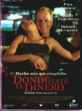 DONDE ESTA EL DINERO DVD