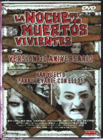 LA NOCHE DE LOS MUERT,DVD 2MA