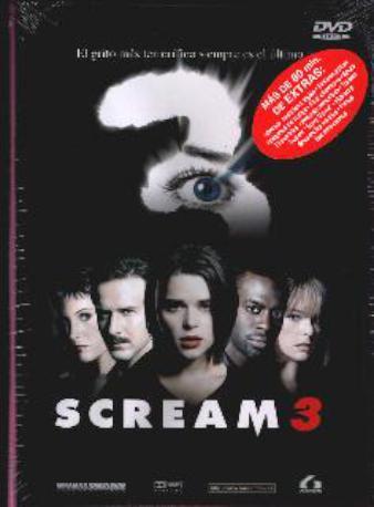 SCREAM 3 DVD