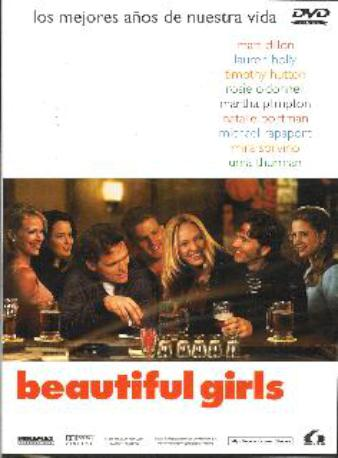 BEAUTIFUL GIRLS DVD 2MA