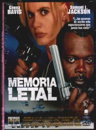 MEMORIA LETAL DVD