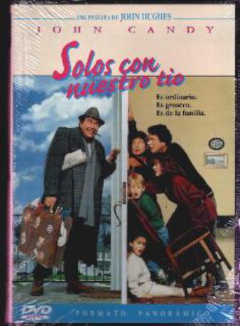 SOLOS CON NUEST,TIO DVD