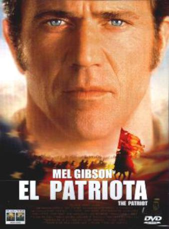 EL PATRIOTA DVD 2MA