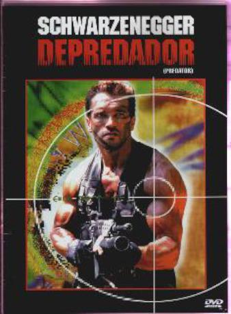 DEPREDADOR DVD