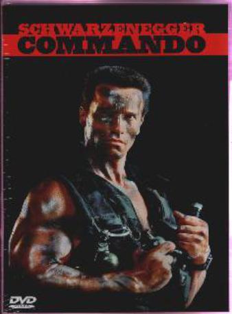 COMANDO DVD