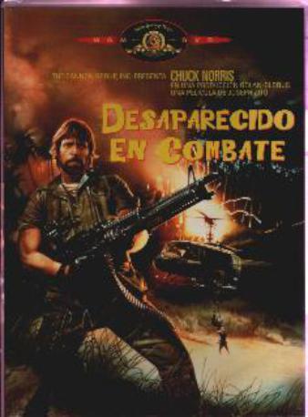 DESAPARECIDO EN COMB,DVD