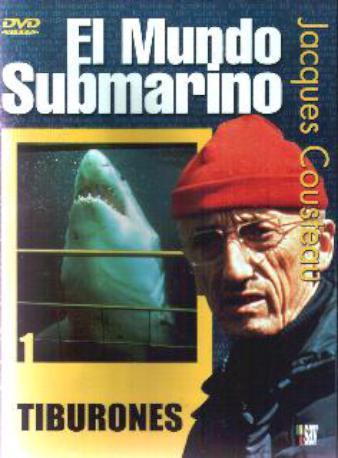 MUNDO SUBMARINO 1 DVD TIB