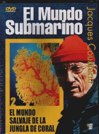MUNDO SUBMARINO 2 DVD COR