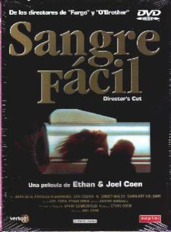 SANGRE FACIL DVD