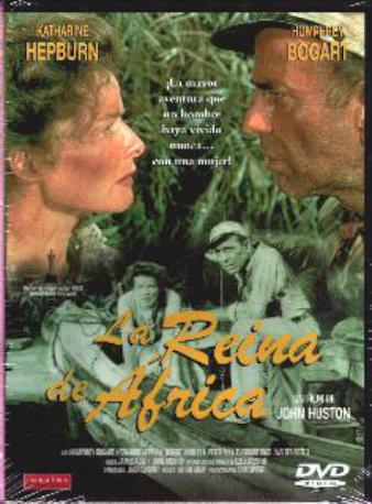 LA REINA DE AFRICA DVD