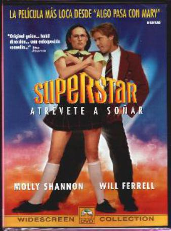 SUPERSTAR ATREVETE S DVD