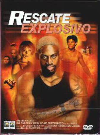 RESCATE EXPLOSIVO DVD